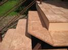 Āras kāpnes ar pretslīdēšanas pinumu Rezekne