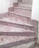 Внутренние глянцевые ступени с антискользящей полосой 3005