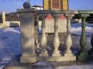 Balustrada20 цвет серый мрамор
